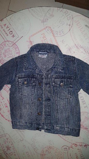 Dečije jakne i kaputi | Paracin: Jaknica texas original malo nosena kvalitetna,velicina 86-92