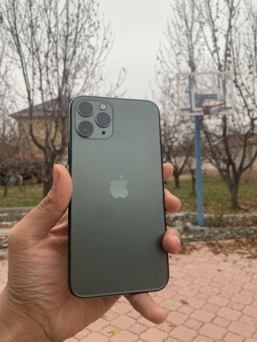 платье рубашка в пол в Кыргызстан: Б/У IPhone 11 Pro 64 ГБ Зеленый