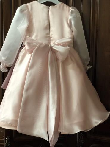 Платье для девочки (3-4 года) в Кок-Ой
