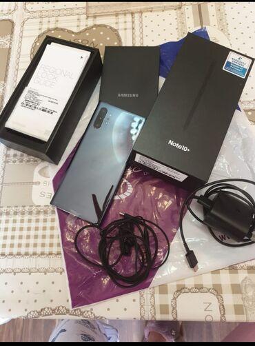 buick park avenue 28 at - Azərbaycan: İşlənmiş Samsung Note 10 Plus 256 GB qara