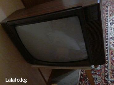 Немецкий телевизор Саба ,рабочий, цветной, 2500сом в Бишкек