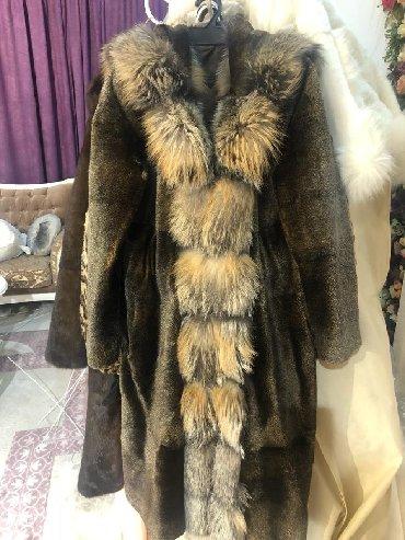 Женская одежда в Чаек: Новая шуба( натуральная), размер 44-46