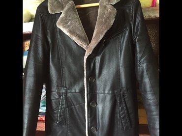 Мужская одежда в Беловодское: Мужская дубленка новая есть 2внутренних кармана купили но не одевали