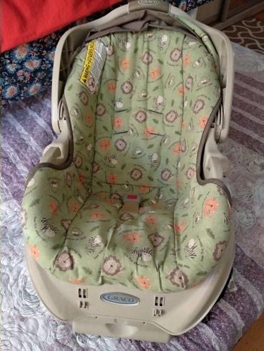Автолюлька для деток до года, Graco, пр-во США в Бишкек