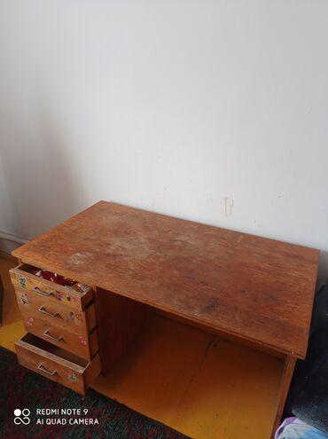 Письменный советский стол, цена 1000с. Маевка