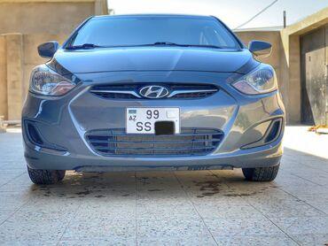 Hyundai - Azərbaycan: Hyundai Accent 1.6 l. 2011 | 160000 km