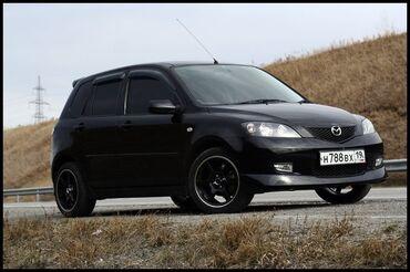 купить номер на авто бишкек в Кыргызстан: Mazda Demio 1.3 л. 2002   2000000 км