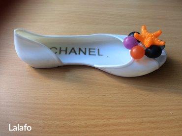 Prelepe gumene sandalice,velicina gazista 24,5cm. Kupljene na poklon - Belgrade