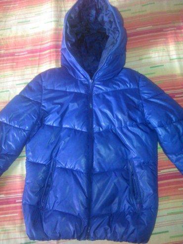 Teget jakna, jedanput obucena, 36 velicina - Vranje
