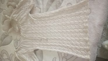 Платье туника вязаная в Бишкек
