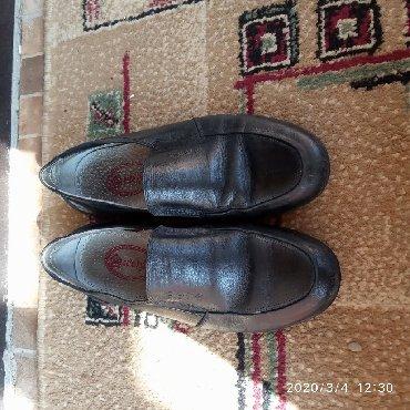 женские туфли кожа в Кыргызстан: Туфли кожа,месяц носили фирмаEES.Kids,размер 33 состояние хорошее