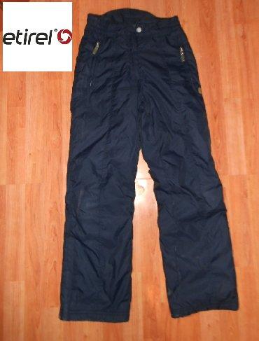 Pantalone ski obim - Srbija: Ski pantalone Etirel vel. S kao nove Ski pantalone Etirel vel