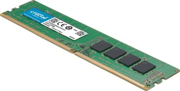Crucial 4GB DDR4 2133 MT/s DIMM 288pin SR x8 unbuffered σε Pella