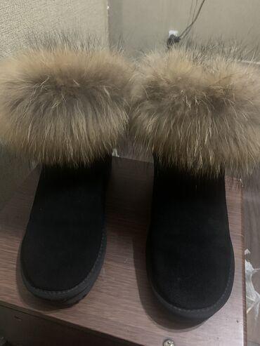 продажа мойки высокого давления в Кыргызстан: Продаю Уги, одевала один раз размер 40, натуралка что снутри что
