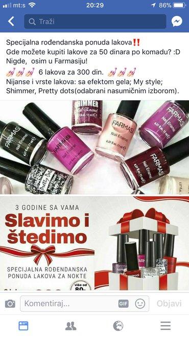 Farmasi -prirodna kozmetika - Novi Sad - slika 8