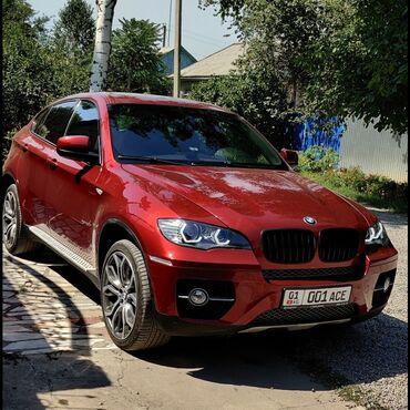 Автомобили в Бишкек: BMW X6 4.4 л. 2009 | 141000 км