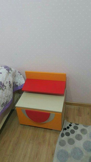 спальный гарнитур с матрасом состояние отличное  в Бишкек