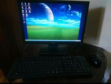 настольный компьютер в Кыргызстан: Продаю компьютер 2.99ГГ ц,504МБ ОЗУ в хорошем состоянии рабочий