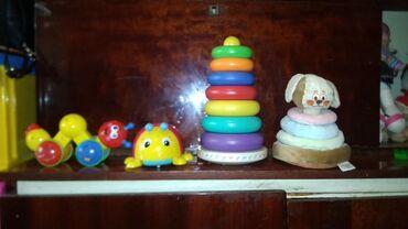 Игрушки в Джалал-Абад: Интерактивные игрушки состояние отличное каждая игрушка по 150 сом