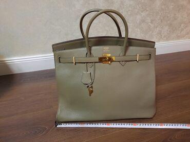 Hermes сумка в очень хорошем состоянии,к сожалению паспорт утерян