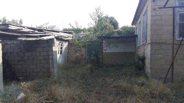 Xırdalan şəhərində Salam şamaxidan 7 km kenarda ev satilir qaz su işiq var 60 sotun