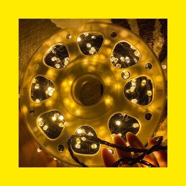 гирлянды бишкек in Кыргызстан | ГРУЗОВЫЕ ПЕРЕВОЗКИ: Гирлянда уличная / гирлянды / уличные гирлянды    светодиодная уличная
