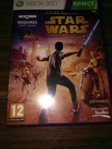 Star Wars XBOX 360 requires Kinect - Original - Belgrade
