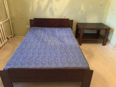Продается 2х спальная кровать и стол в Бишкек