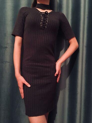 куплю платье в Кыргызстан: Хакки платье  Размер :Стандарт