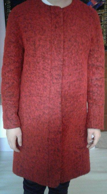 пальто из войлока осень-зима размер  42 в Кок-Ой