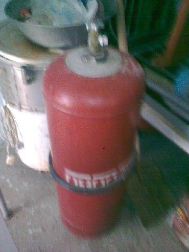 газовый котел в Азербайджан: Газовые баллоны