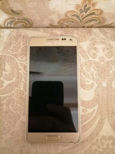 Galaxy alpha - Azərbaycan: İşlənmiş Samsung Galaxy Alpha 32 GB qızılı