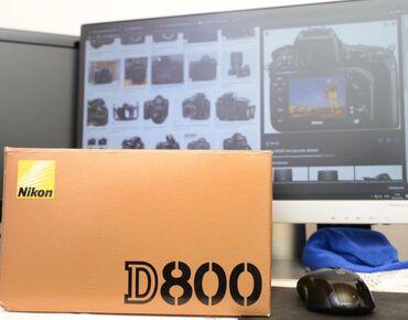 nikon d90 - Azərbaycan: Nikon D800 body
