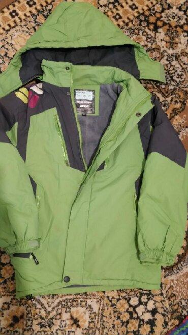 Куртка подростковая на рост 165