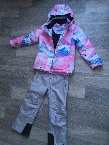 Высококачественный лыжный костюм Польской торговой марки 4F. Из