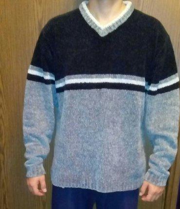 Велюровый свитер. германия. размер l. в Бишкек