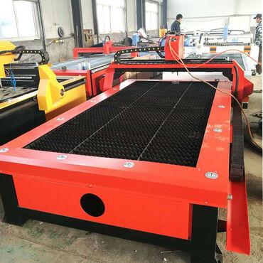Biznes üçün avadanlıq - Azərbaycan: Cnc plasma metal kəsim aparatı. Ölçülər: 1300mm*2500mm. 3mm qalınlığa