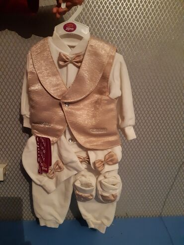 Детский костюмчик  Новый, турецкий  Качество отличное