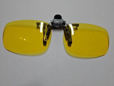 Очки-клипсы поверх оптики удобного крепления.  Писать в личку
