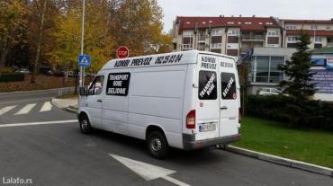 Transpor robe i selidbe povoljno sa mojom ili vasom radnom snagom pozo - Beograd