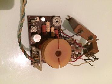 Bakı şəhərində S30 kalonkanin ses filteri iwlek veziyyetdedir