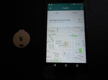 TrackR Bravo. Find lost items, phones, keys, bag, wallet.../ Bluetooth σε Athens