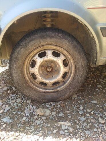 купить титановые диски на ниву в Кыргызстан: Менаю на титановые диски желатина на 14 R