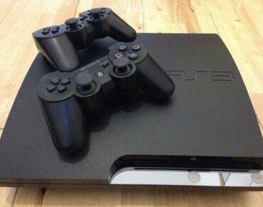 Срочно продаю PS3 В хорошем состоянии, память 256 гб (внутри памяти ес