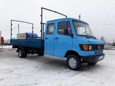 Мерседес 410 свежый перегон рама в Бишкек