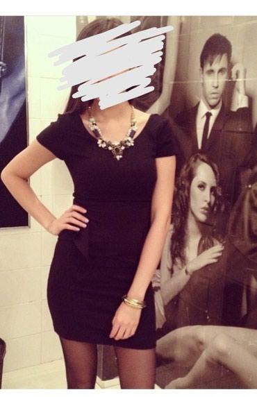 Платье Zara с вырезом на спине в Бишкек