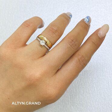 Личные вещи - Мыкан: Обручальное кольцо 2в1  В наличии 585 и 375 пробы в красном и желтом з
