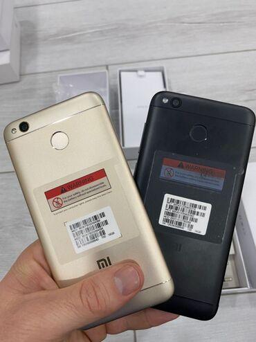 сенсорная плита бош в Кыргызстан: Новый Xiaomi Redmi 4X 16 ГБ Черный