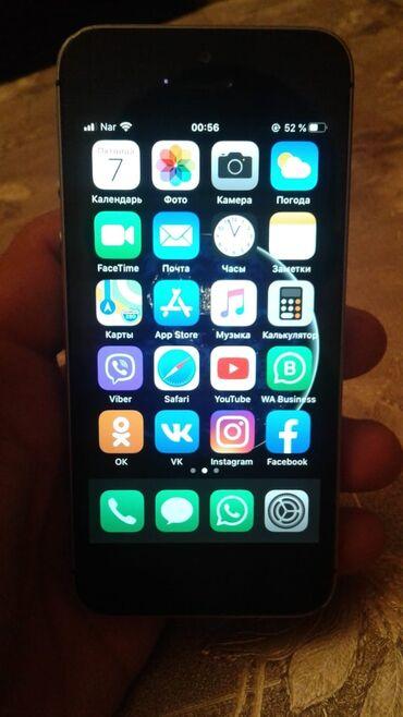 apple iphone se - Azərbaycan: İşlənmiş iPhone SE 16 GB Qara