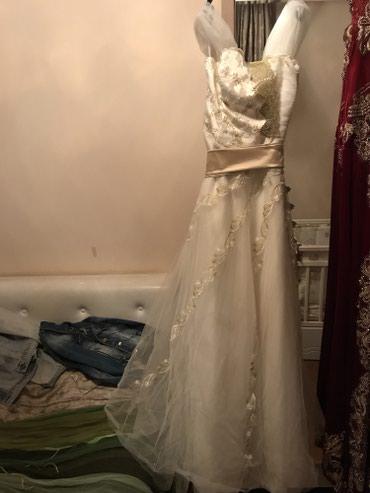 Свадебное платье одевалось один раз в Кант
